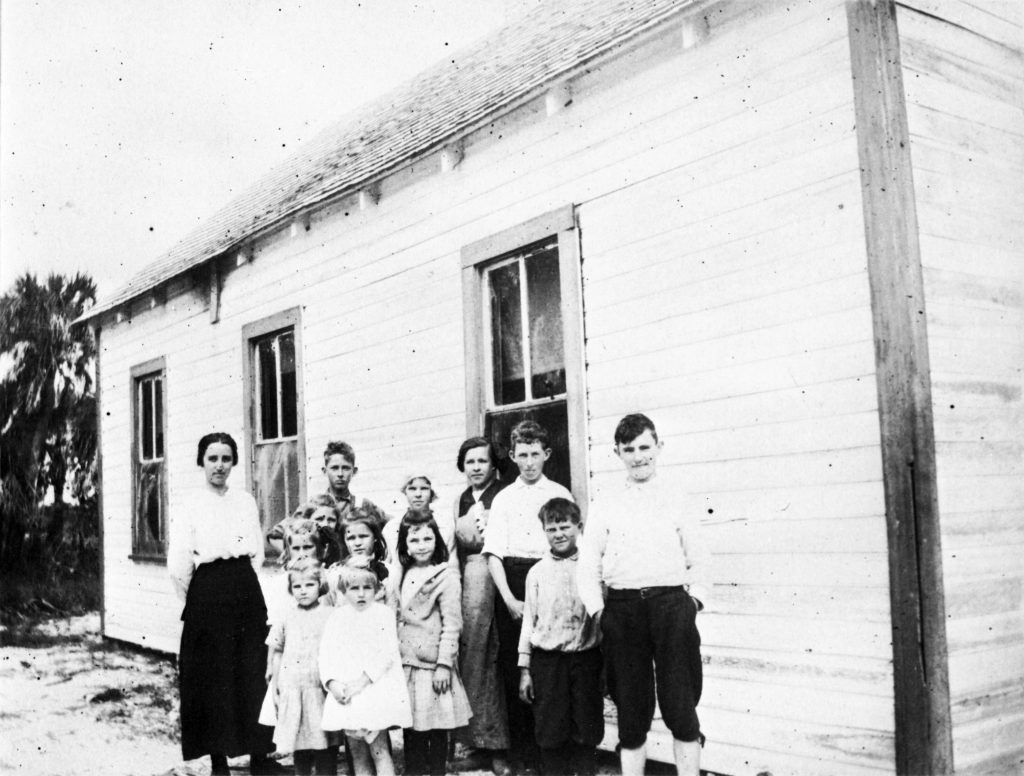 old captiva schoolhouse