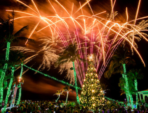 Roll In the Holiday with 'Tween Waters Island Resort & Spa's Tree Lighting Celebration