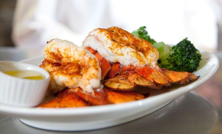 seafood captiva
