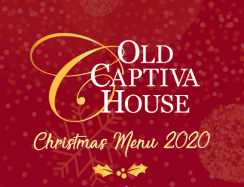 Christmas Wishes and Great Dishes at Old Captiva House