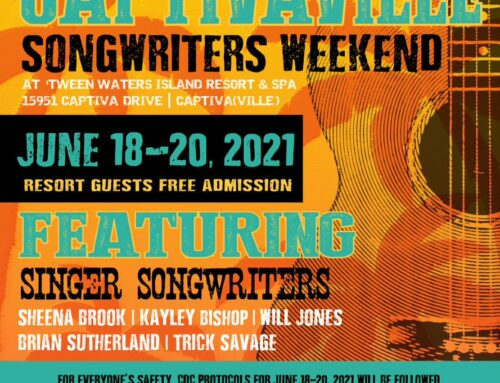 Join Us for Our Third Annual Captiva Songwriter's Weekend
