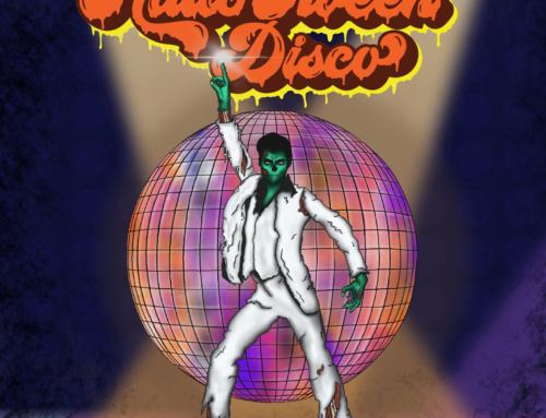 Do the Monster Mash at Hallo'Tween Disco